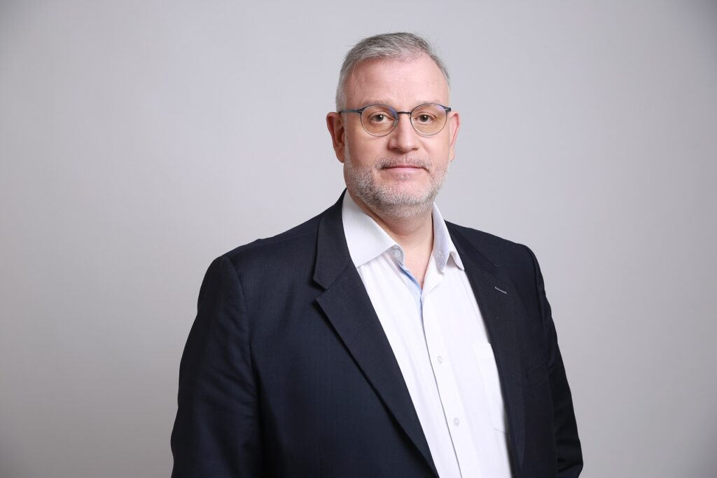 Christophe Muyllaert, Partner Mobilité et Transport chez Agora Search&Consulting.