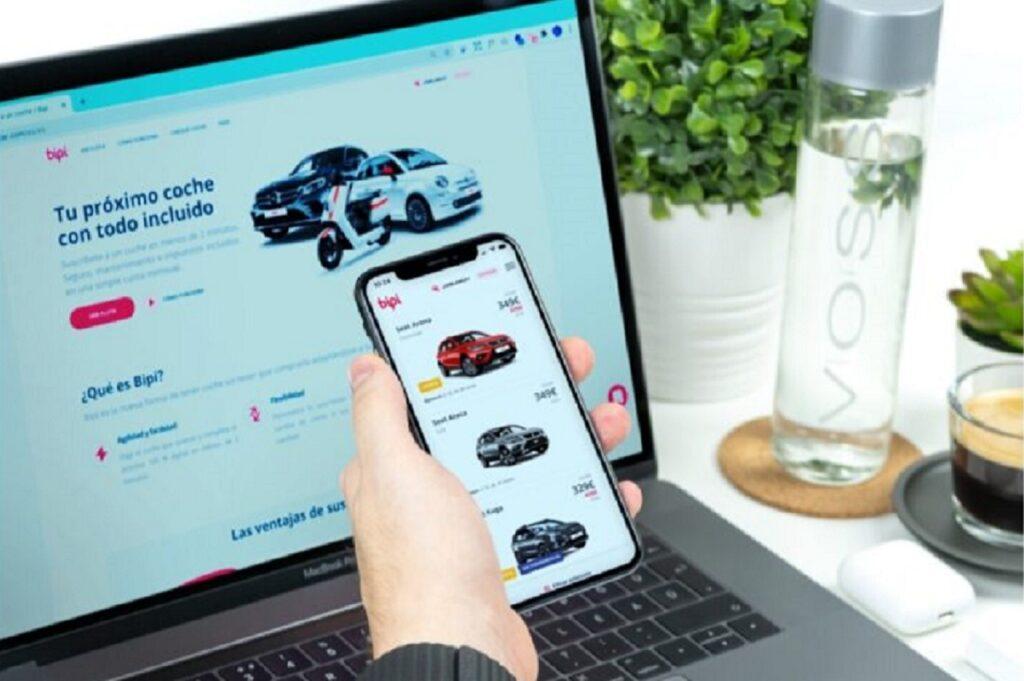 Bipi est une entreprise hispano-française proposant des contrats de souscription pour des véhicules.
