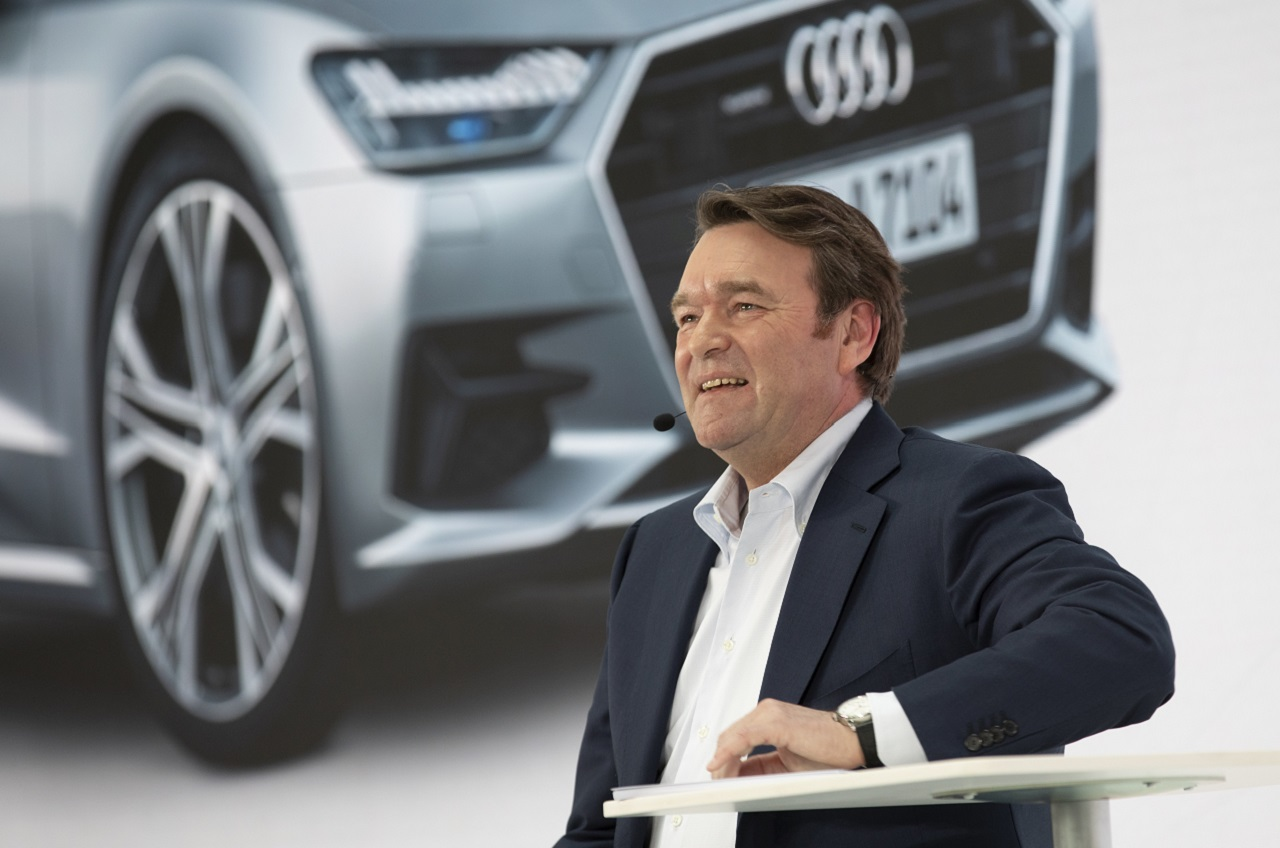 Bram Schot, ancien PDG d'Audi, rallie les équipes de Fixico