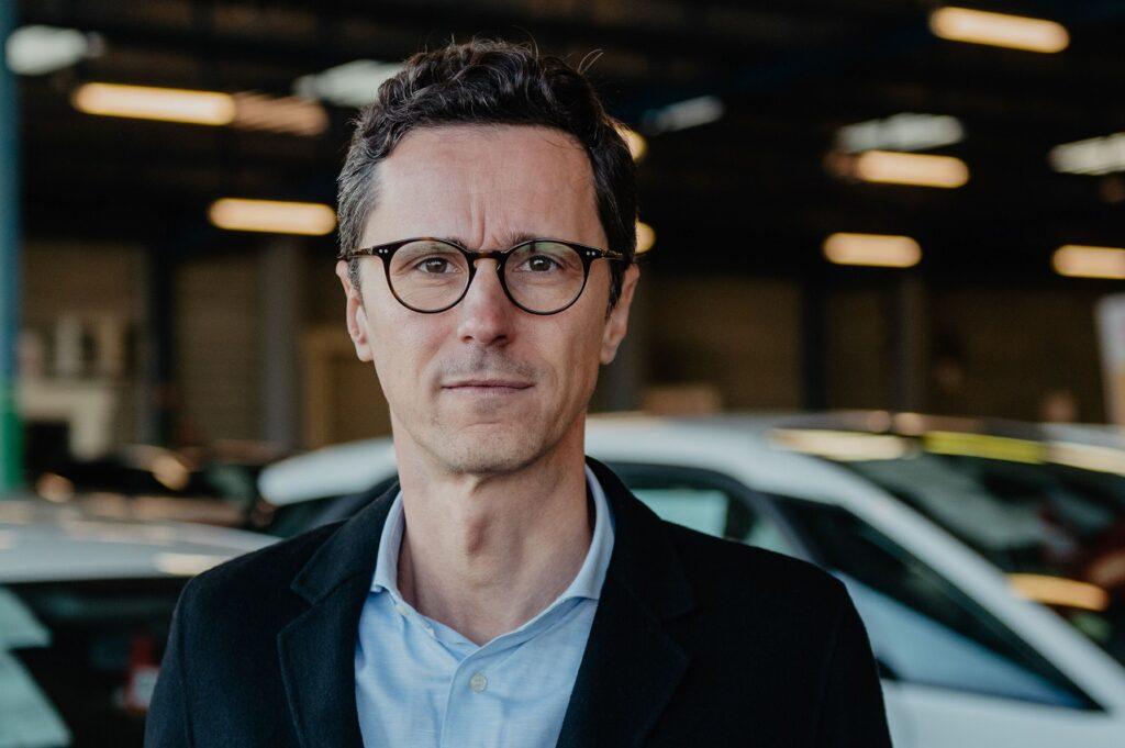 Guillaume Arnauné, directeur général du groupe EnchèresVO