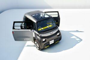 Rocks-e : Opel a une nouvelle Ami