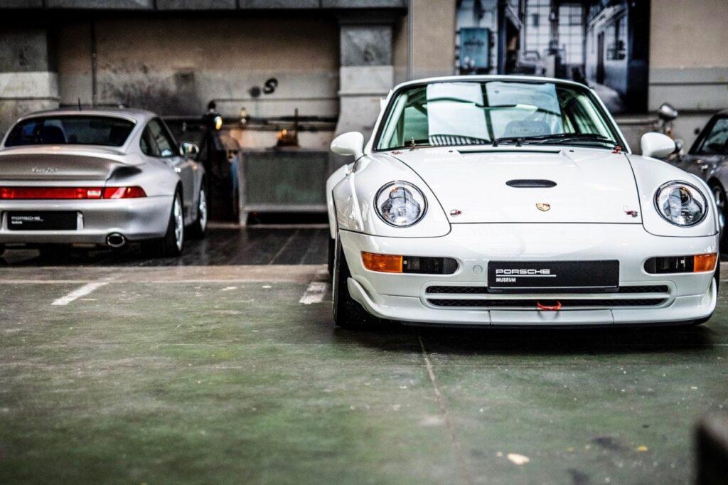 L'offre de couverture s'étend aux Porsche de plus de 15 ans d'âge. (crédits : Rémi Dargegen)