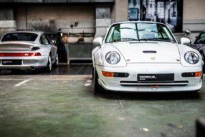 Porsche confie l