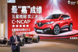 Renault reformate son activité en Chine avec Geely