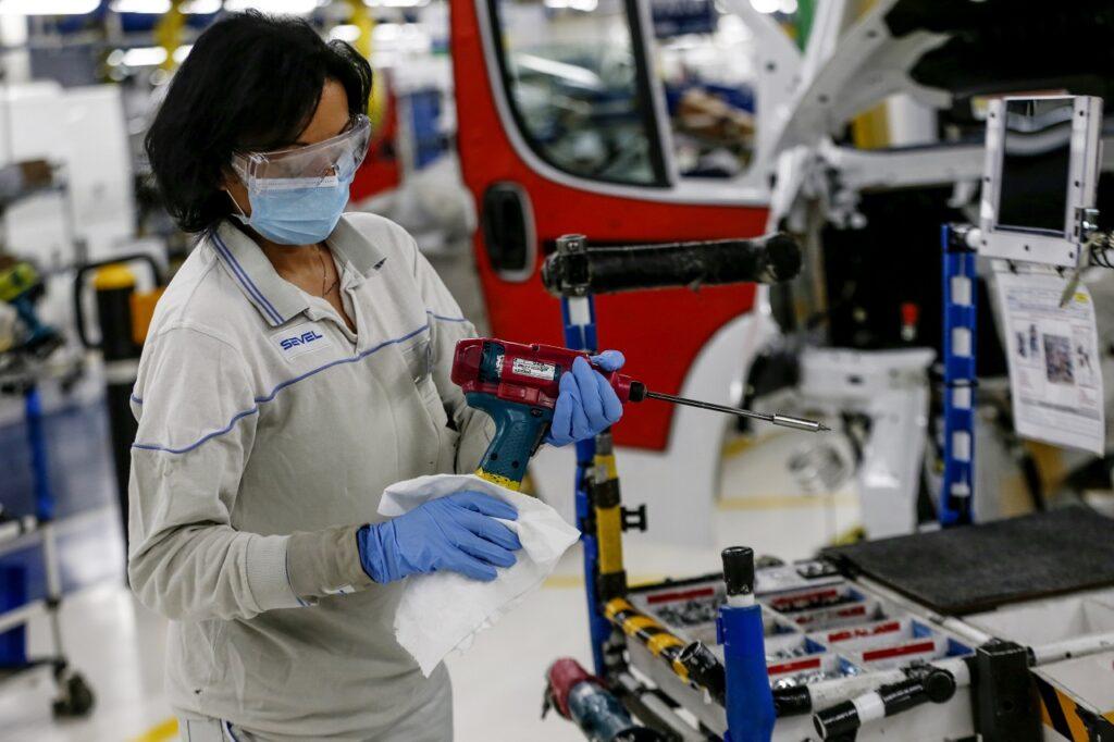L'usine italienne Sevel va stopper sa production une semaine à partir du 30 août 2021.