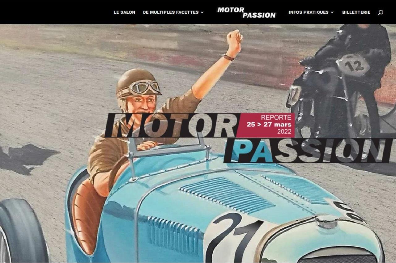 Le salon Motor Passion d