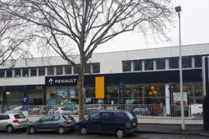 Renault Retail Group avance sur la reprise de la concession de Nanterre