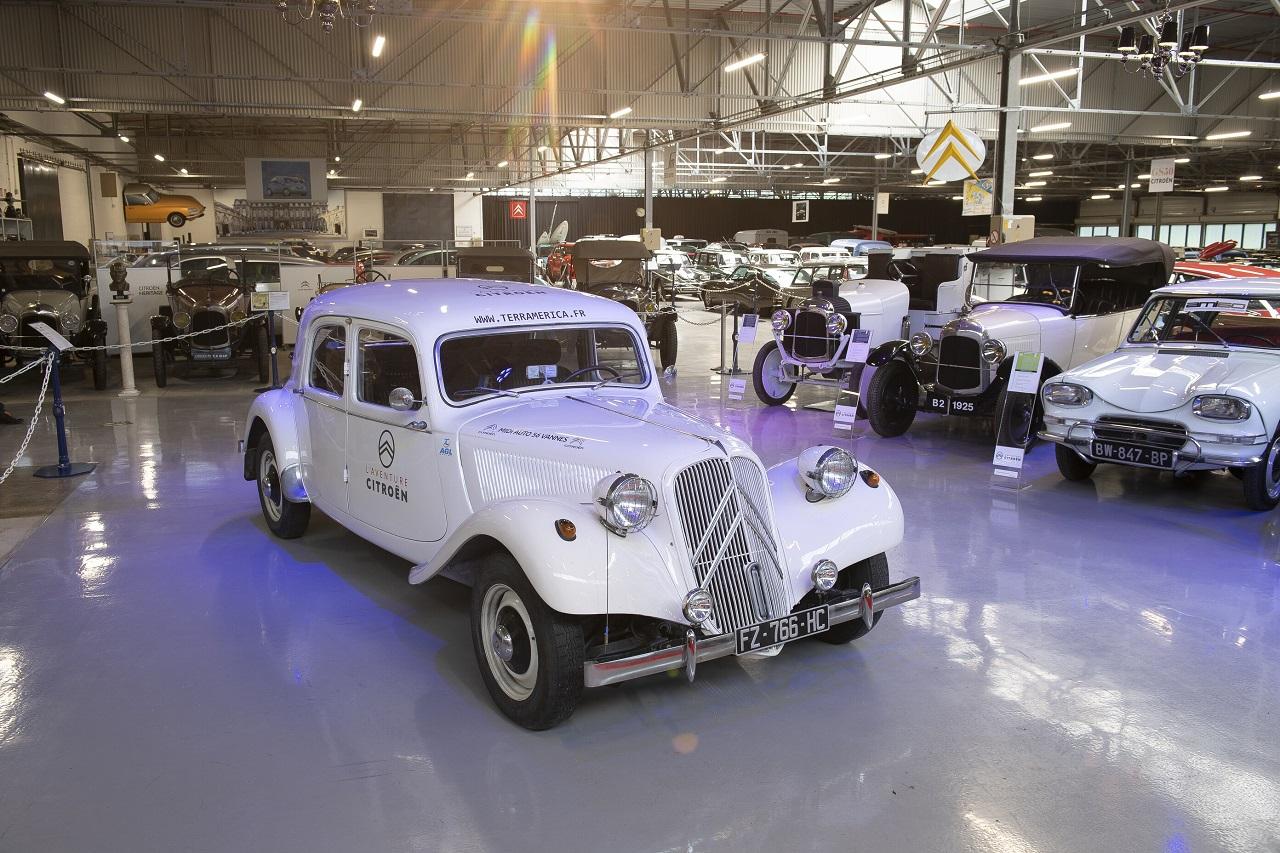 Un million de véhicules anciens en France