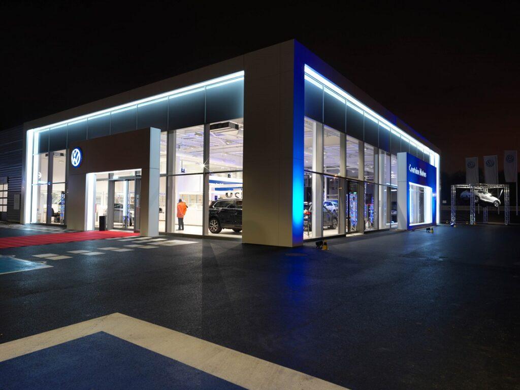 En 2020, le groupe Jallu-Berthier a écoulé 8010 VP dont 2 940 Volkswagen.