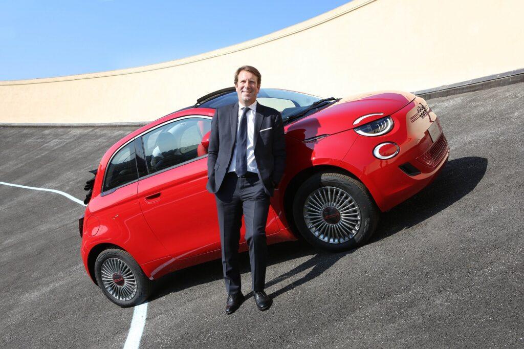 Laurent Diot nommé directeur mondial marketing et communication pour Fiat et Abarth