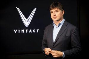 VinFast recrute Jean-Christophe Mercier