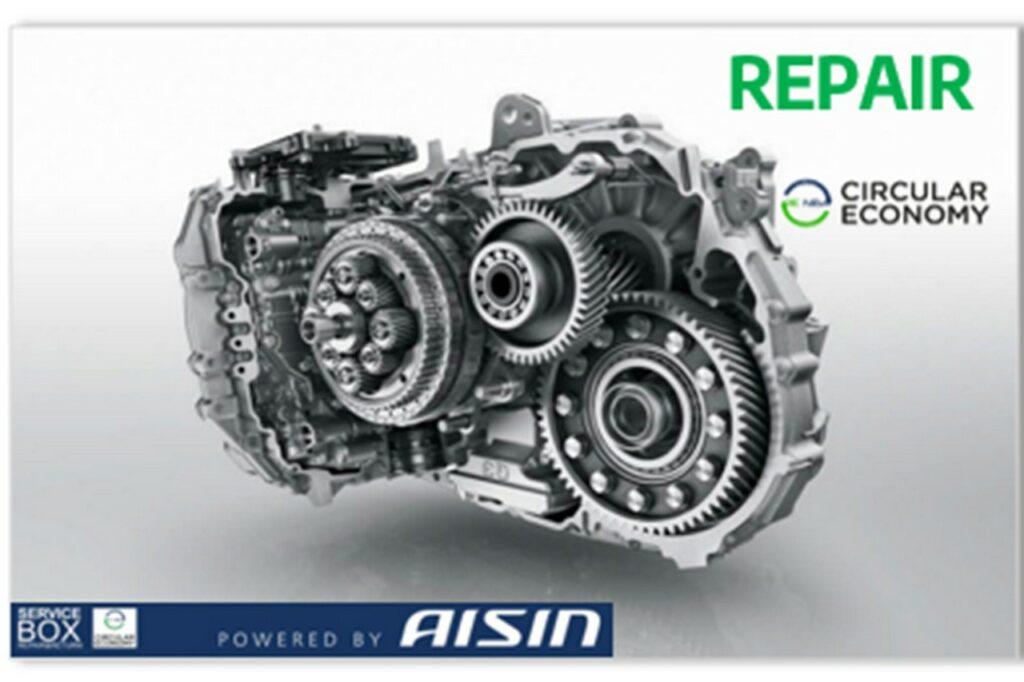Stellantis vient de s'associer à Aisin pour la rénovation de boîtes de vitesses automatiques de certains modèles Peugeot et Citroën.
