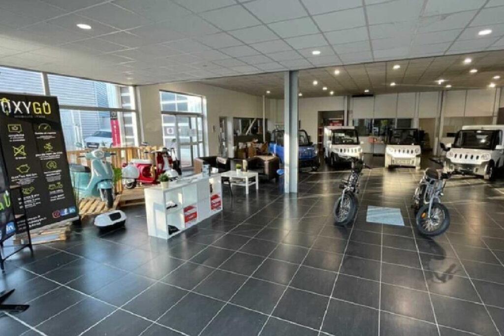Le 1er octobre 2021, un premier magasin de 200 m2 va ouvrir à proximité de la concession Ford du groupe Amplitude à Dijon (21).