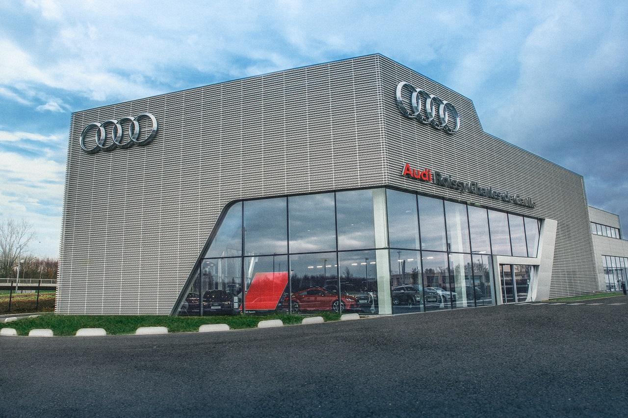 Le top 10 des distributeurs Audi en France