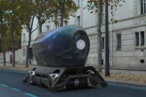 Citroën dévoile sa vision du véhicule autonome urbain