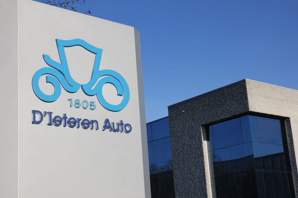 D'Ieteren va fermer deux sites d'ici la fin de l'année 2021.