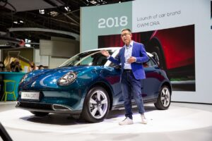 Le chinois Great Wall lance deux marques en Europe