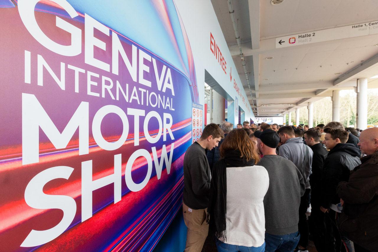 Genève veut rester un salon automobile