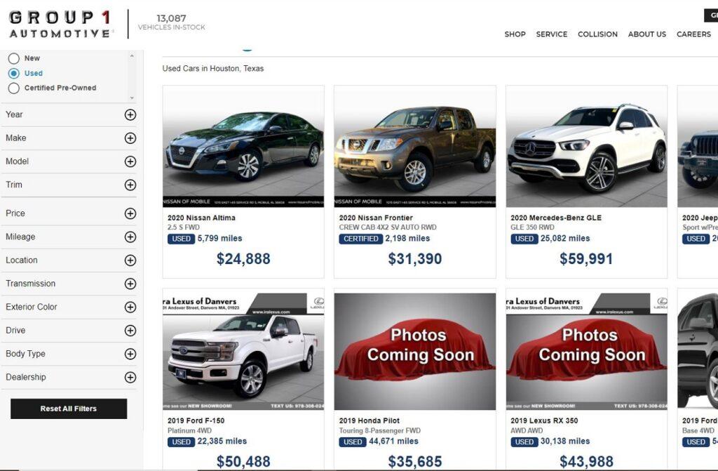 Group 1, distributeur présent aux USA, en Grande Bretagne et au Brésil vient de racheter Prime Automotive et ses 30 concessions.