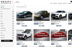 Group 1 Automotive reprend Prime Automotive aux USA