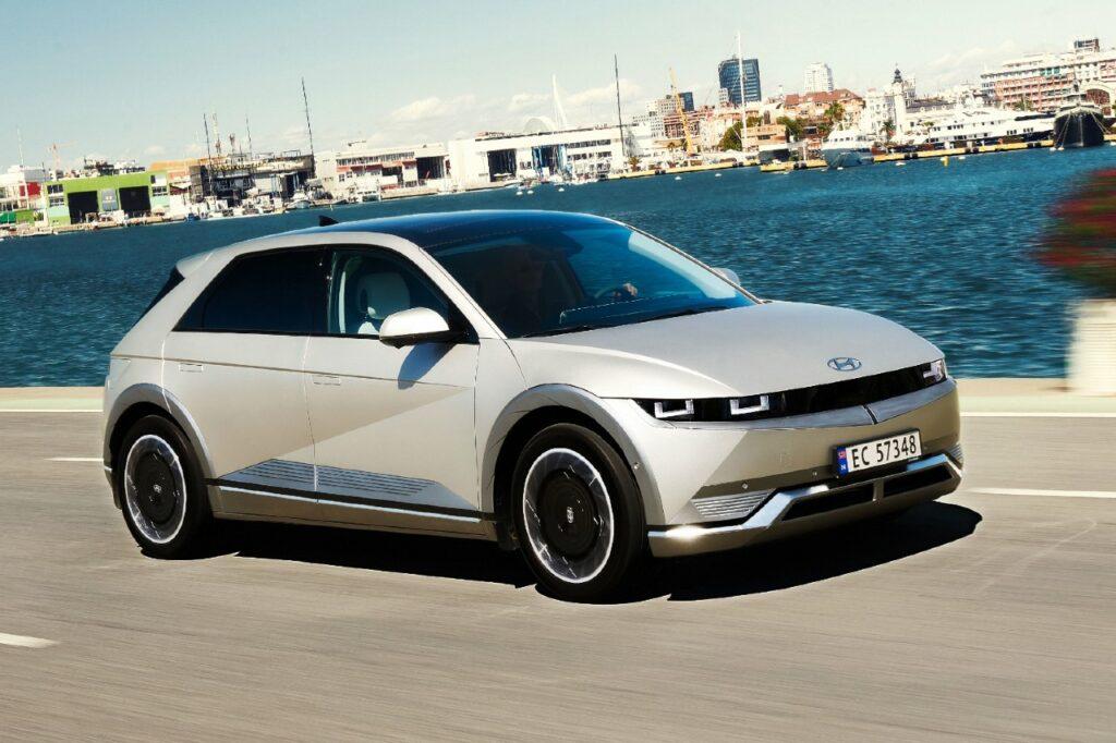 Hyundai France espère écouler entre 3 000 et 4 000 Ioniq 5 en année pleine.