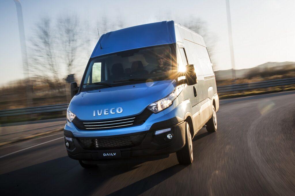 1 661 Iveco d'occasion ont été acquis en août 2021, soit 3,2 % de plus que l'an passé.