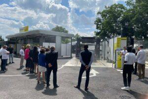 Kärcher inaugure sa station autogérée Clean Park