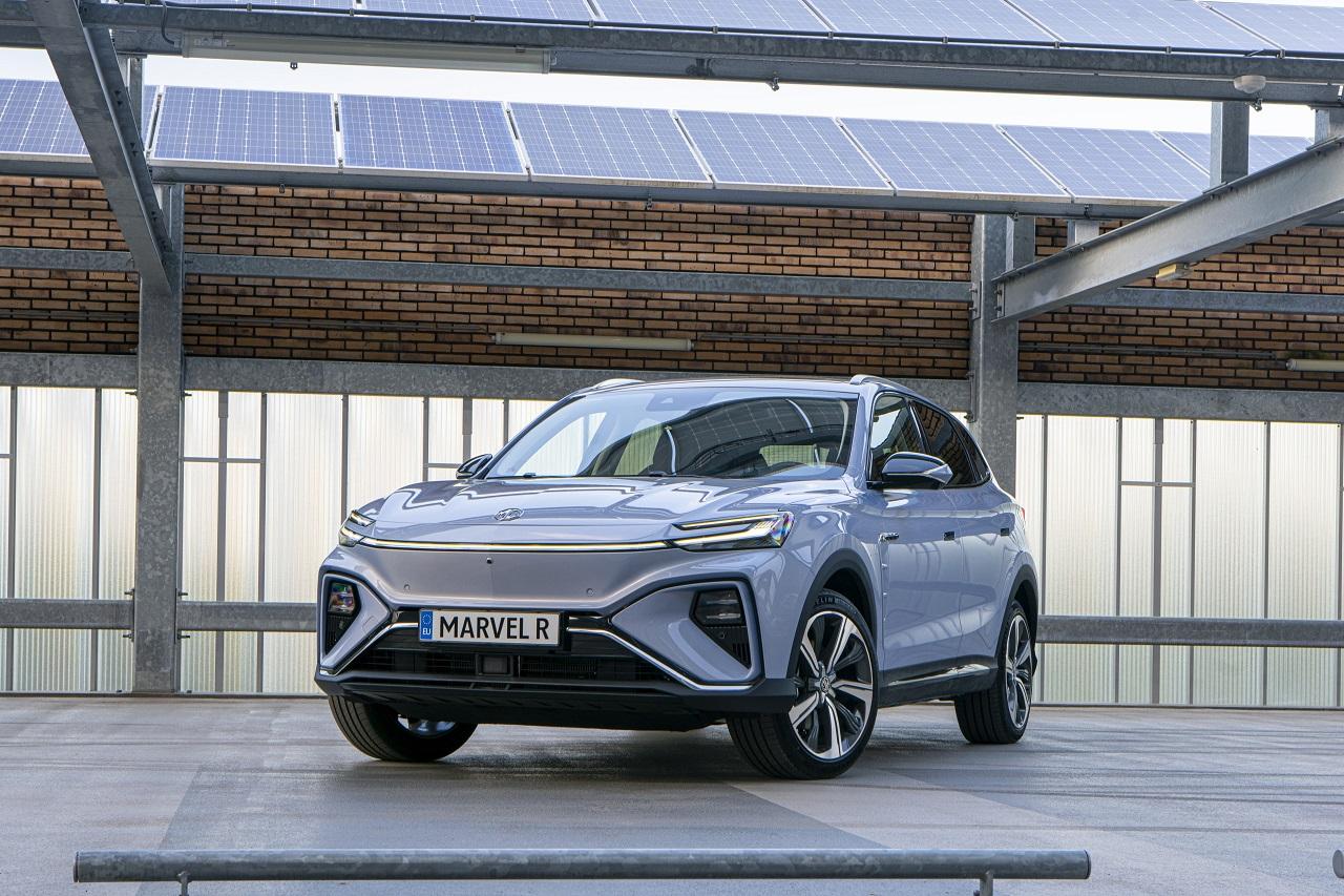 100 points de vente en France pour MG Motor