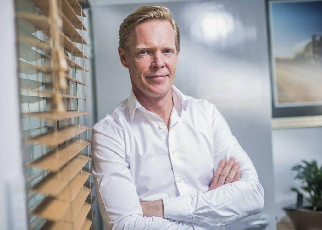 Marcus Hörberg nommé président de Volvo Trucks France