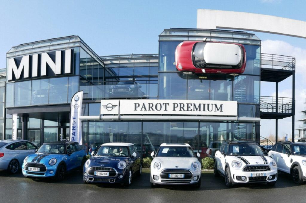 Le top 10 des distributeurs Mini a représenté 48,2 % des ventes de la marque en 2020.
