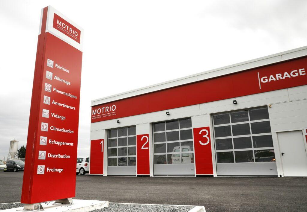 Avec Motrio City et Motrio Mobil, le réseau multimarque de Renault espère rapidement atteindre un maillage de 7 500 sites en Europe.
