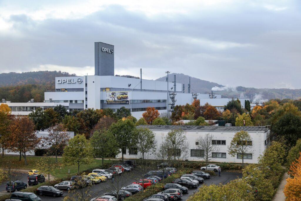 L'usine Opel d'Eisenach sera fermée au moins jusqu'au début de l'année 2022.