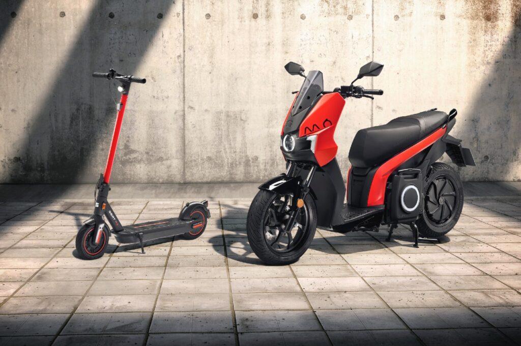 Les scooters et trottinettes font désormais parties du modèle économique de Seat.