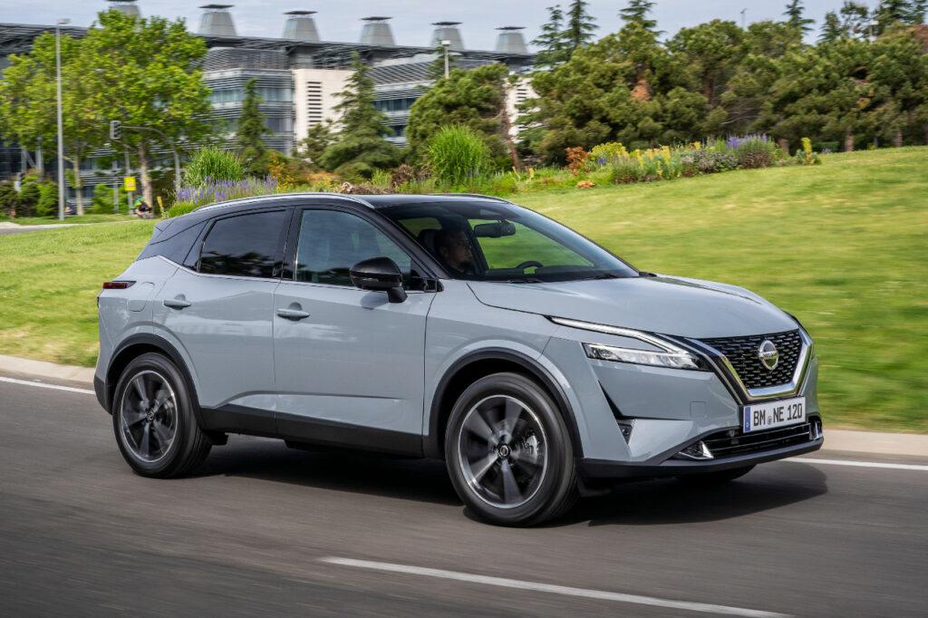 Nissan France souhaite que le Qashqai redevienne le leader des C‑SUV importés.