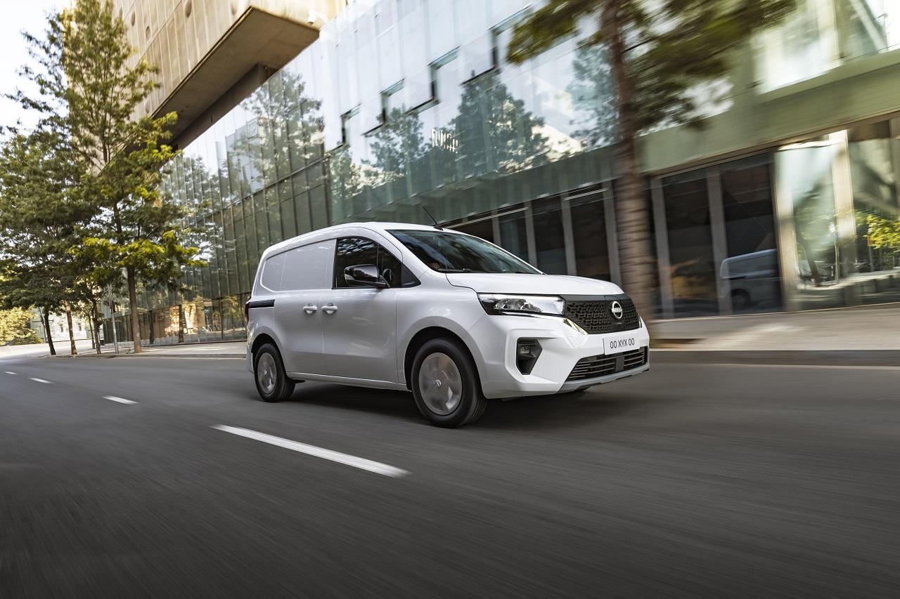Nissan Townstar : la touche finale d'une nouvelle stratégie utilitaire