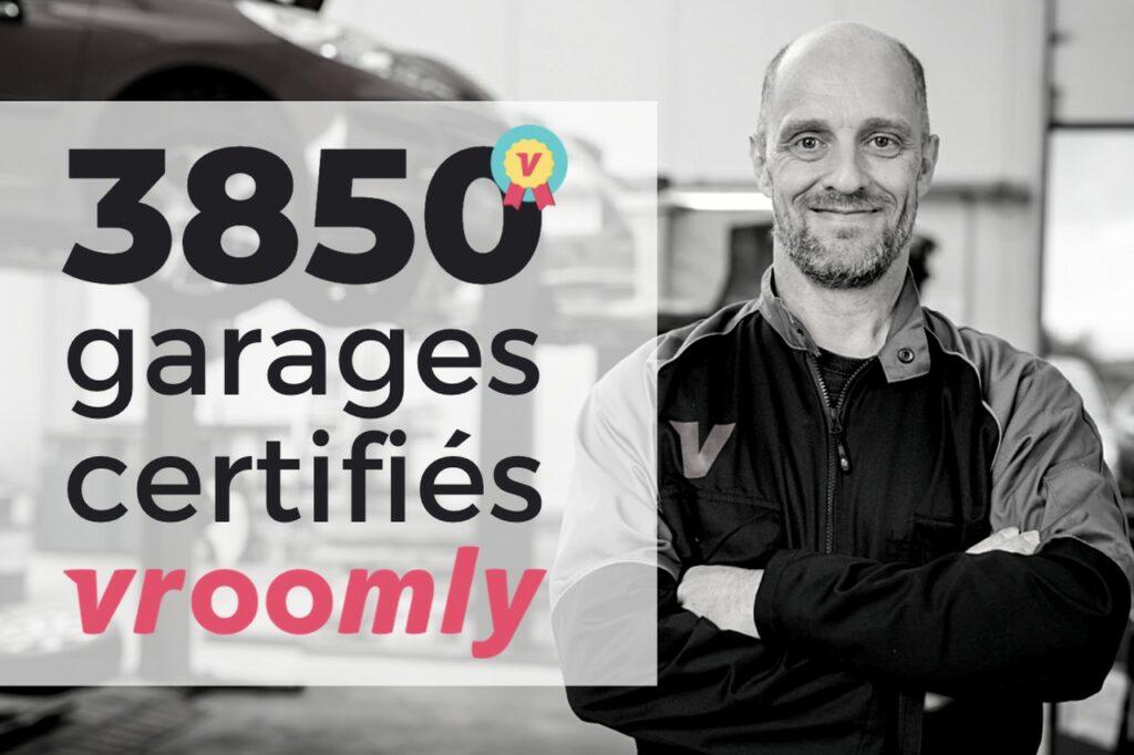 Vroomly affiche une forte croissance et vient d'atteindre les 3 850 garages partenaires sur sa plateforme.