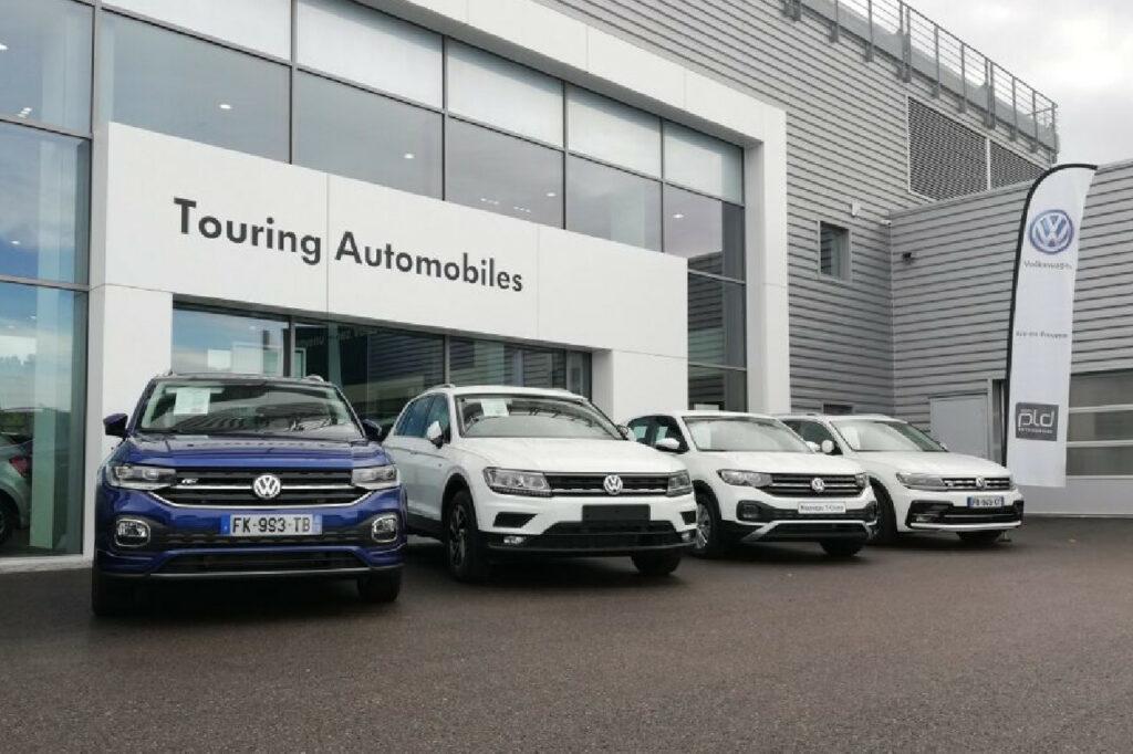 Le top 10 du réseau Volkswagen a représenté 38,2 % des ventes en 2020.