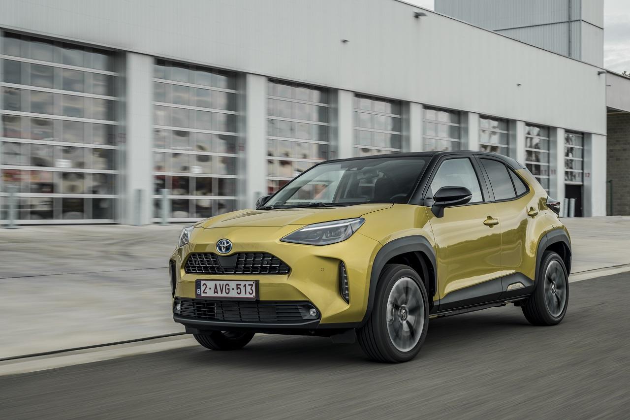 Toyota Yaris Cross : le grand retour