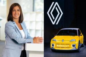 Zineb Ghout nommée directrice marketing France de Renault