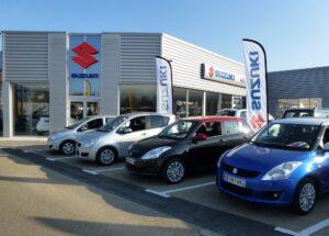 Le top 10 des distributeurs Suzuki en France