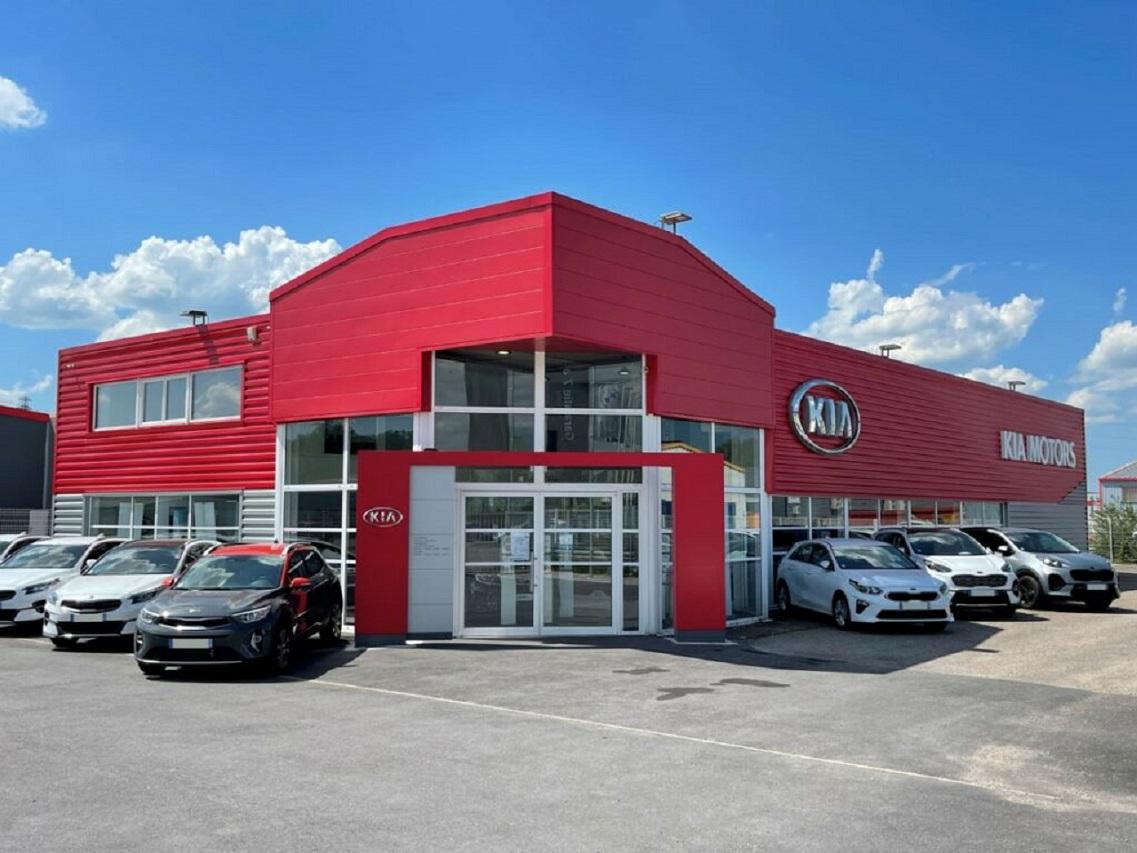 Le top 10 des distributeurs Kia en France