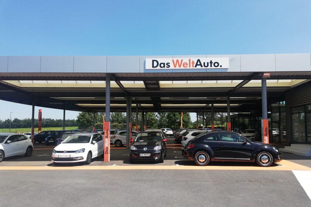 Les véhicules labellisés DasWeltAuto représentent 90 % des ventes VO du réseau.