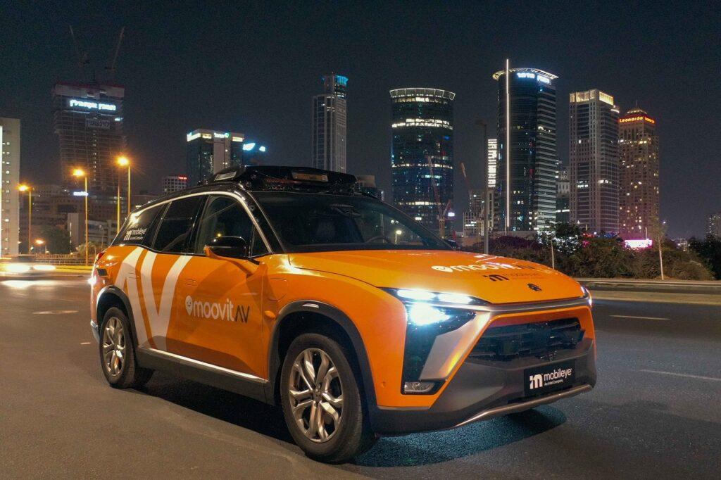 Mobileye et Sixt débuteront par Munich et étendront le service taxis autonomes aux autres villes allemandes.