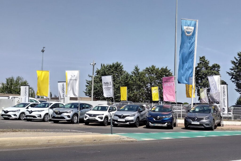 Les concessionnaires Renault français peuvent diffuser leurs occasions sur Heycar.