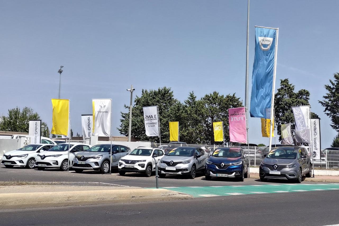 Renault et RCI Bank and Services prennent des parts dans la plateforme Heycar