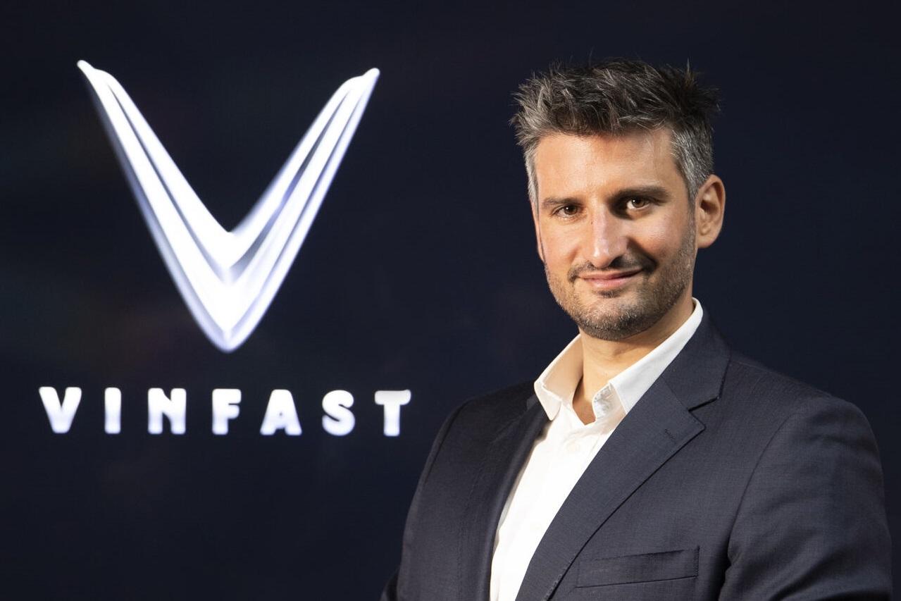 Thomas Chrétien rejoint VinFast