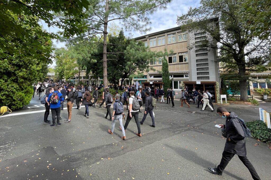 1 500 apprentis, élèves et stagiaires ont fait leur rentrée en septembre 2021 au Garac.