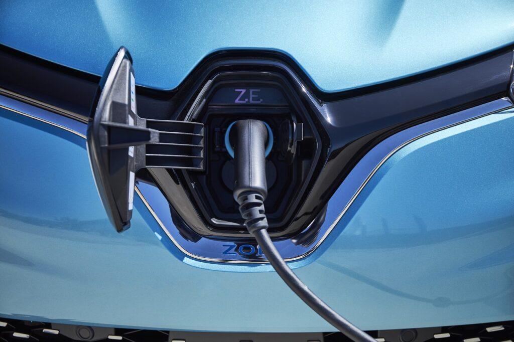 Renault fournit le certificat de santé des batteries à ses clients (crédit : Jean-Brice Lemal)