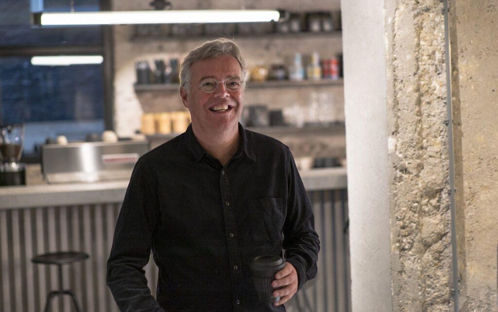 Alain Visser, président de Lynk&Co, prévoit d'ouvrir trois sites physiques en France en 2022.