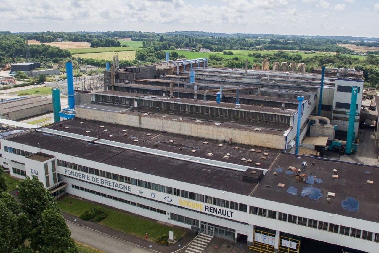 Six repreneurs potentiels pour la Fonderie de Bretagne
